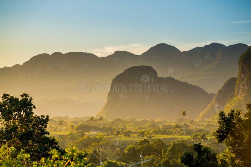 Vallée de Vinales, Cuba images stock