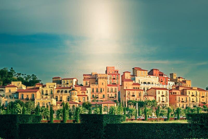 Vallée Khao yai de Toscane photographie stock