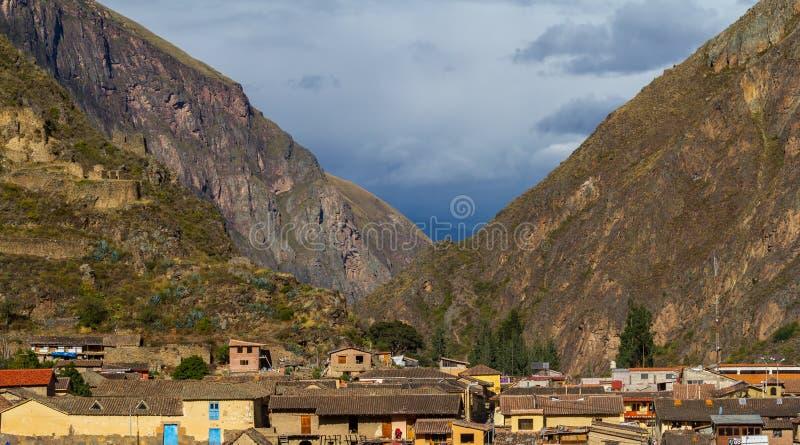 Vallée sacrée du ` s du Pérou photographie stock libre de droits