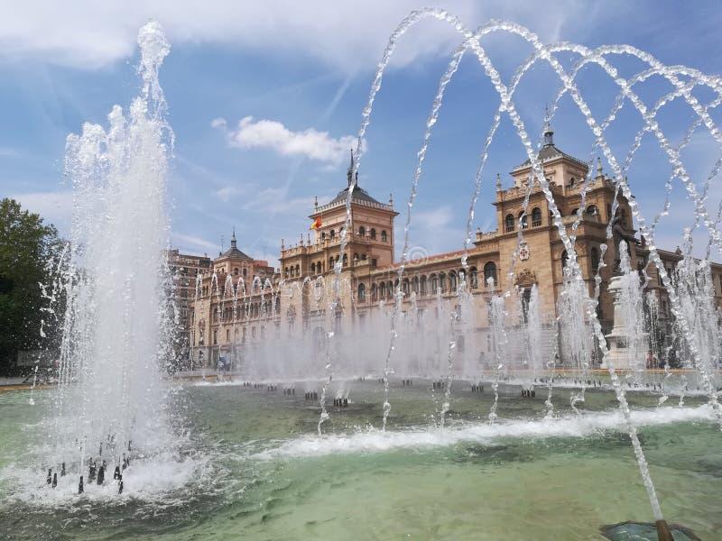 Valladolid imágenes de archivo libres de regalías