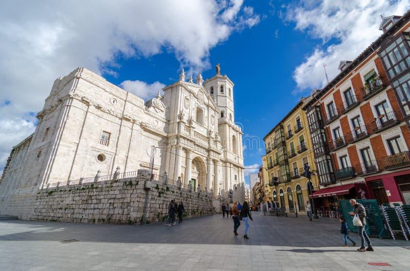 Valladolid fotografia stock