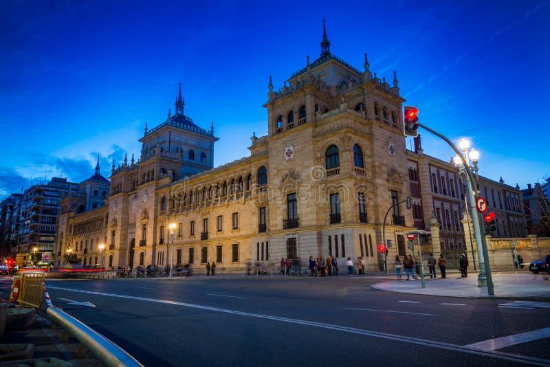 Valladolid fotografia royalty free