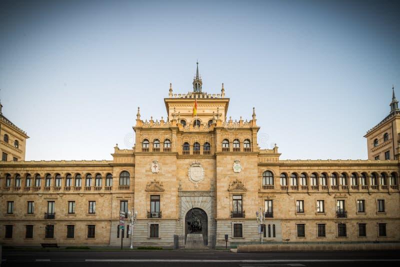 Valladolid miasto fotografia stock
