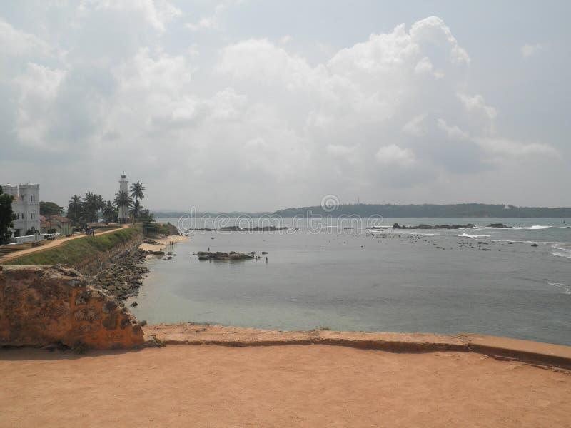 Vallar Galle Sri Lanka royaltyfri foto