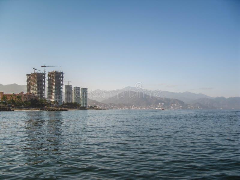 vallarta puerto στοκ εικόνα