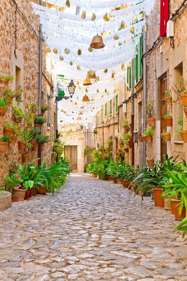 Valldemossa, Majorque photo libre de droits