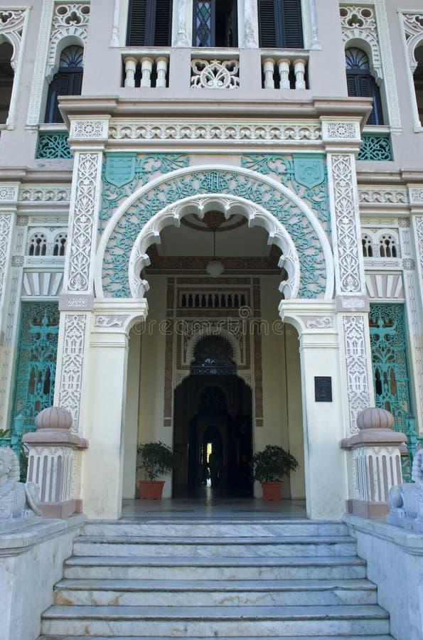 Valle παλάτι, Cienfuegos, Κούβα στοκ εικόνες με δικαίωμα ελεύθερης χρήσης