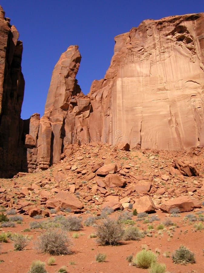 Valle 6 del monumento foto de archivo libre de regalías