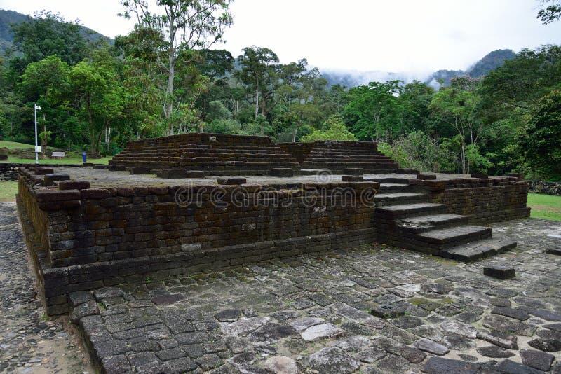 Valle de Bujang foto de archivo