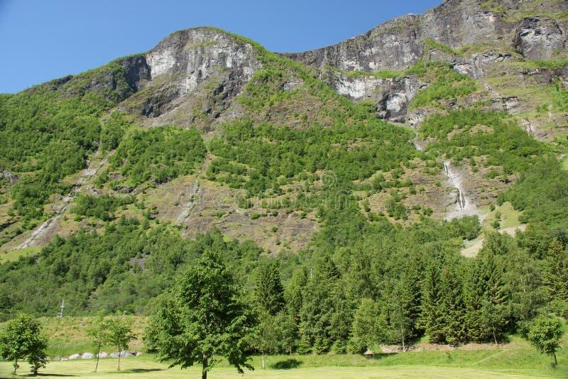 Valle de Flam imagen de archivo