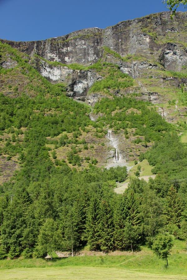 Valle de Flam imagenes de archivo