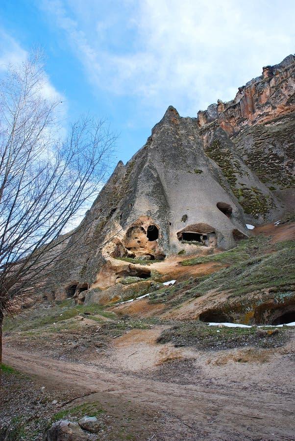 Valle de Ihlara fotografía de archivo