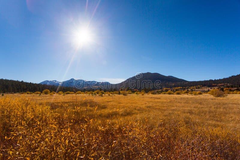 Valle de la esperanza, California, Estados Unidos fotografía de archivo