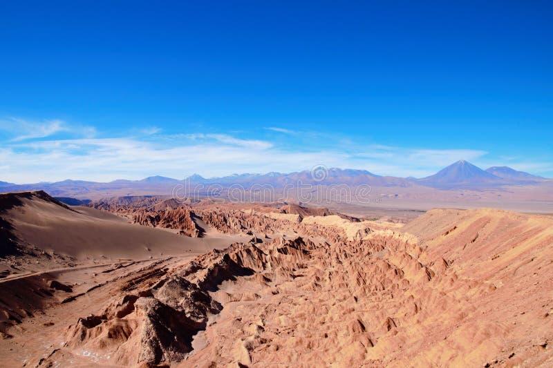 Valle de la Muerte lizenzfreies stockbild