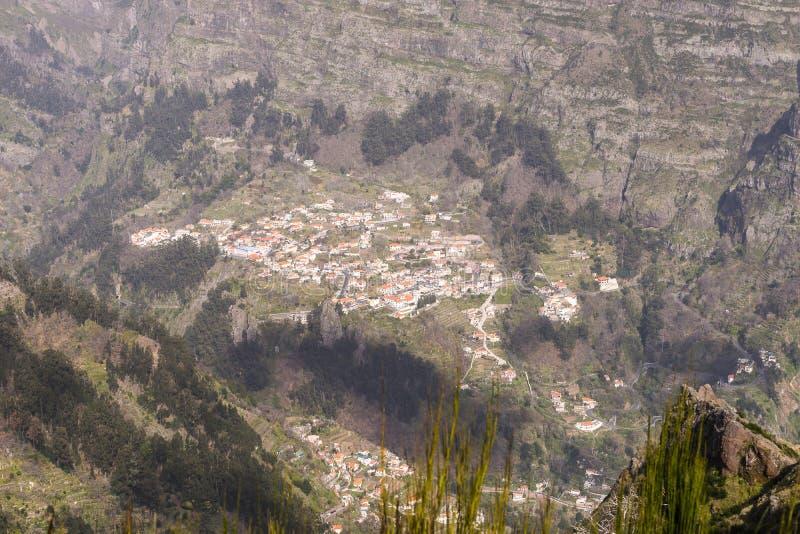 Valle de las monjas imagen de archivo