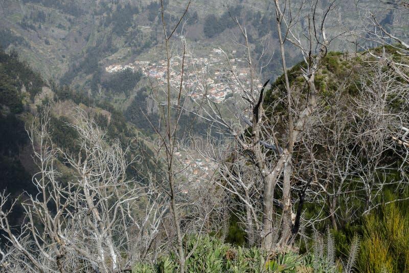 Valle de las monjas foto de archivo libre de regalías