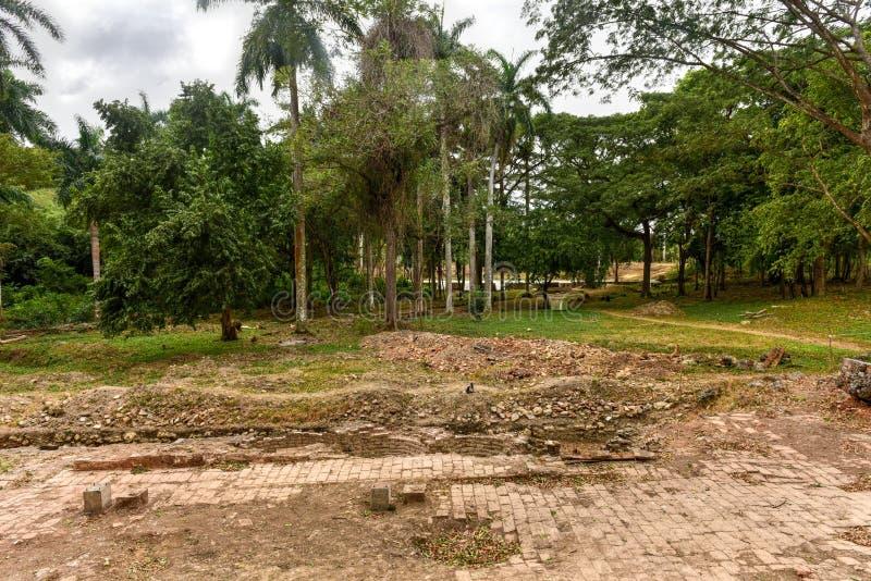 Valle de Los Ingenios, Trinidad, Kuba lizenzfreie stockfotografie