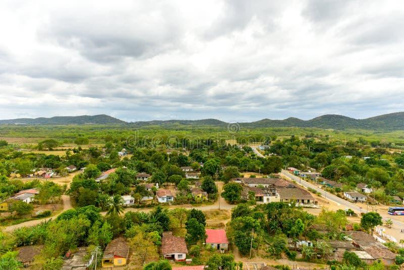 Valle de Los Ingenios, Trinidad, Kuba lizenzfreies stockbild