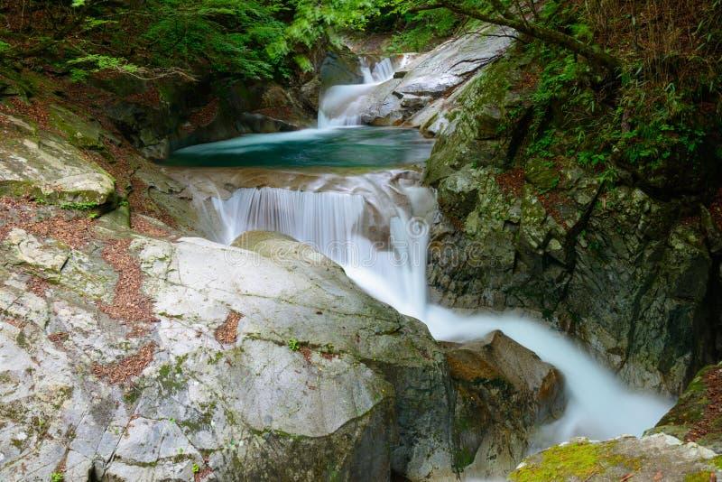 Download Valle De Nishizawa En Yamanashi, Japón Foto de archivo - Imagen de belleza, cascada: 42437452
