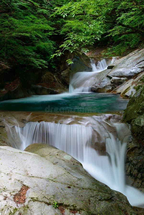 Download Valle De Nishizawa En Yamanashi, Japón Imagen de archivo - Imagen de prefectura, montaña: 42437463