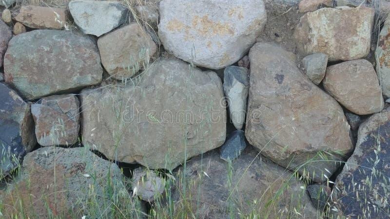 Valle de Rockwall2 Sonoma imagen de archivo