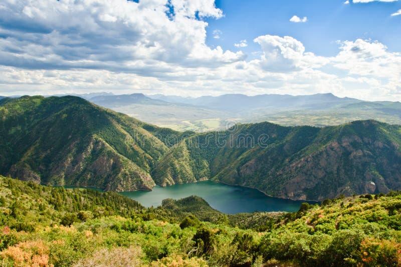 Valle de San Juan imagen de archivo