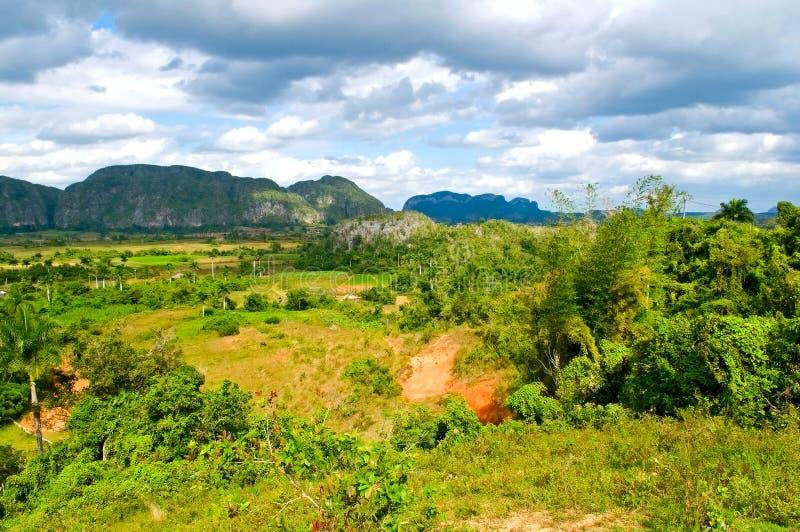 Valle de Vinales, Cuba imagen de archivo libre de regalías
