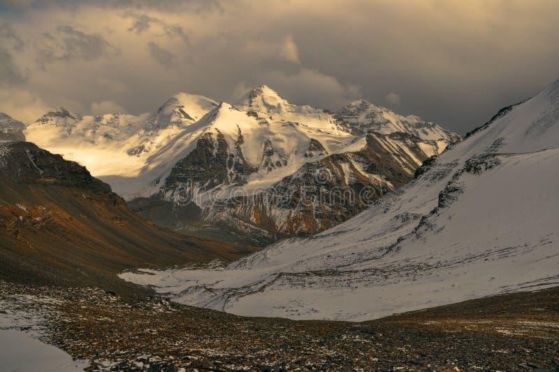 Valle de Wakhan imagenes de archivo