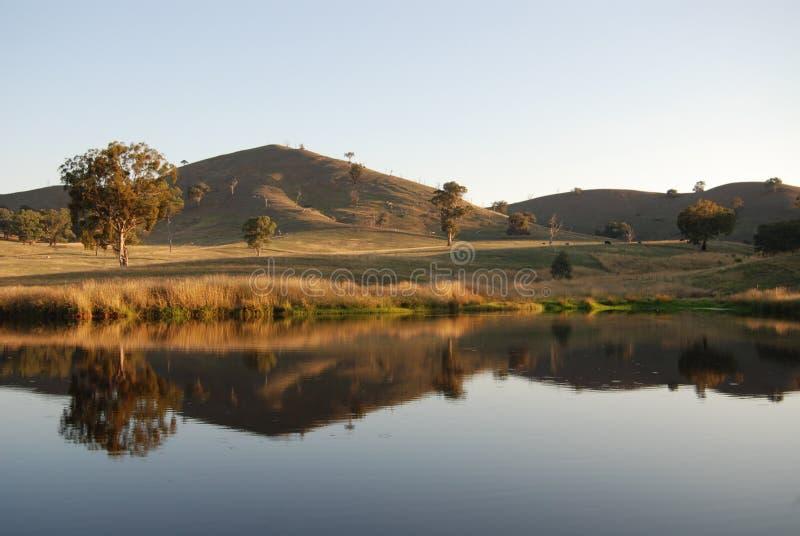 Valle de Yarra imagenes de archivo