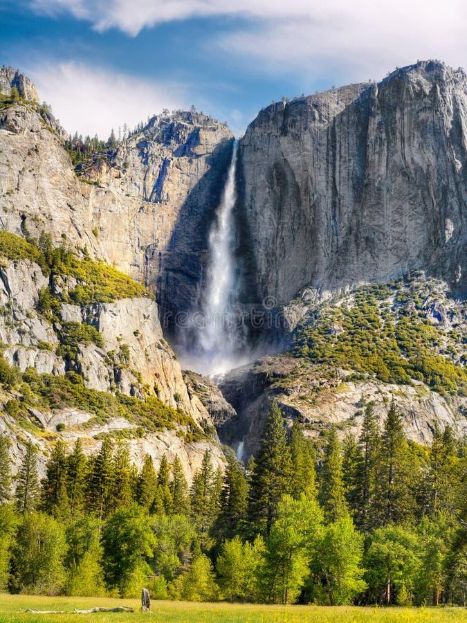Valle de Yosemite, parque nacional imágenes de archivo libres de regalías