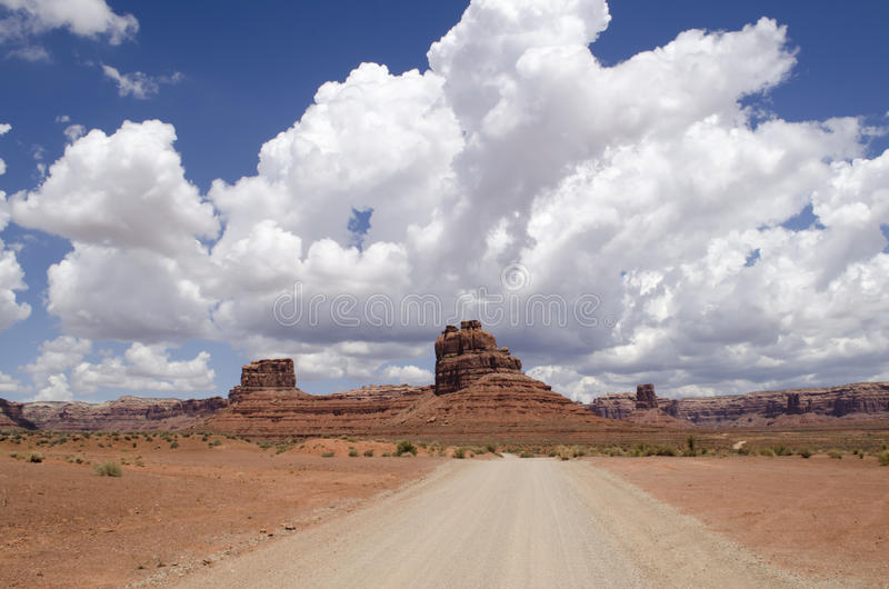 Valle dei - Utah - U.S.A. fotografia stock libera da diritti