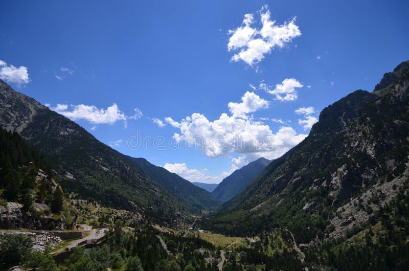 Valle Del Boi lizenzfreie stockbilder