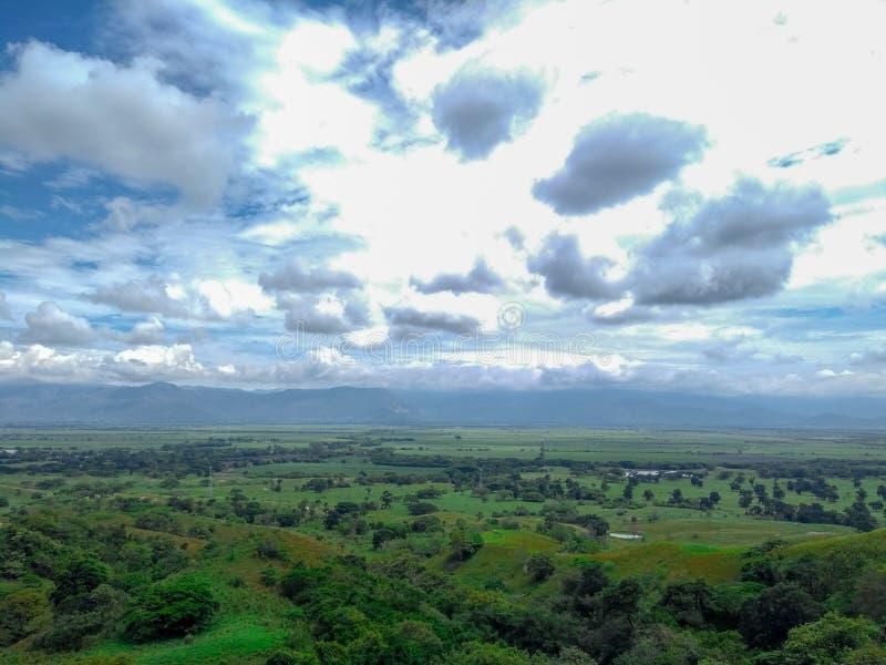 Valle del cauca στοκ εικόνες με δικαίωμα ελεύθερης χρήσης