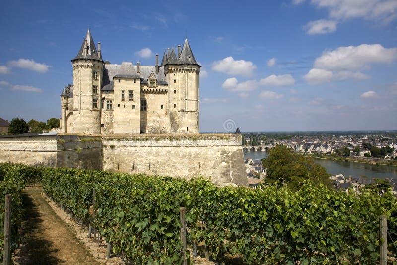 Valle del Loire fotografia stock