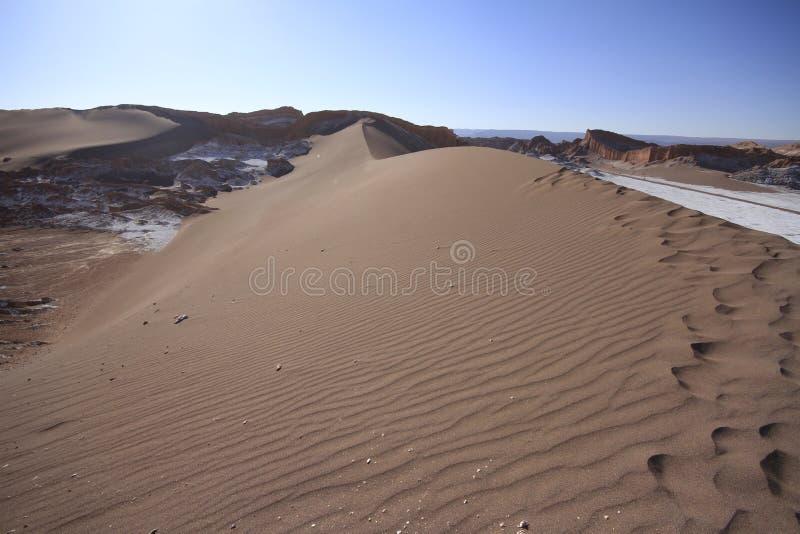 Download Valle Del Luna - Dolina Księżyc W Atacama, Chile Zdjęcie Stock - Obraz złożonej z południe, sól: 57671220