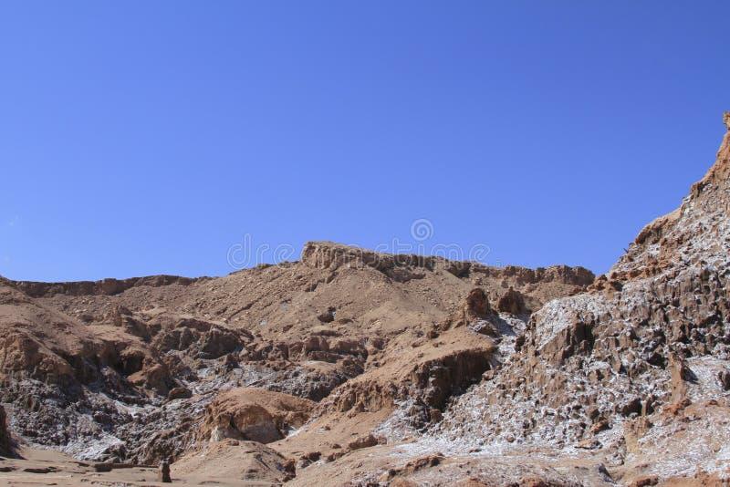 Download Valle Del Luna - Dolina Księżyc W Atacama, Chile Obraz Stock - Obraz złożonej z valle, południe: 57671507