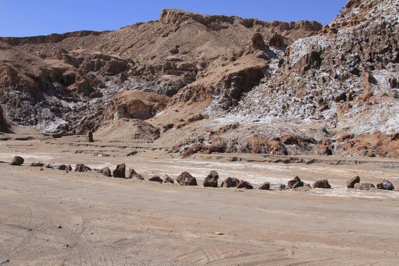 Download Valle Del Luna - Dolina Księżyc W Atacama, Chile Zdjęcie Stock - Obraz złożonej z księżyc, diuny: 57671754