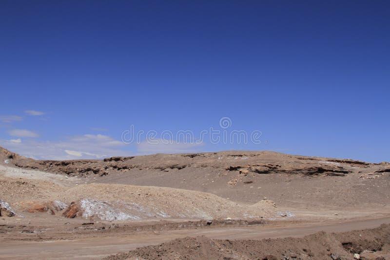 Download Valle Del Luna - Dolina Księżyc W Atacama, Chile Zdjęcie Stock - Obraz złożonej z valle, szaleństwo: 57671760