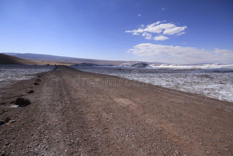 Download Valle Del Luna - Dolina Księżyc W Atacama, Chile Zdjęcie Stock - Obraz złożonej z pył, sól: 57671858