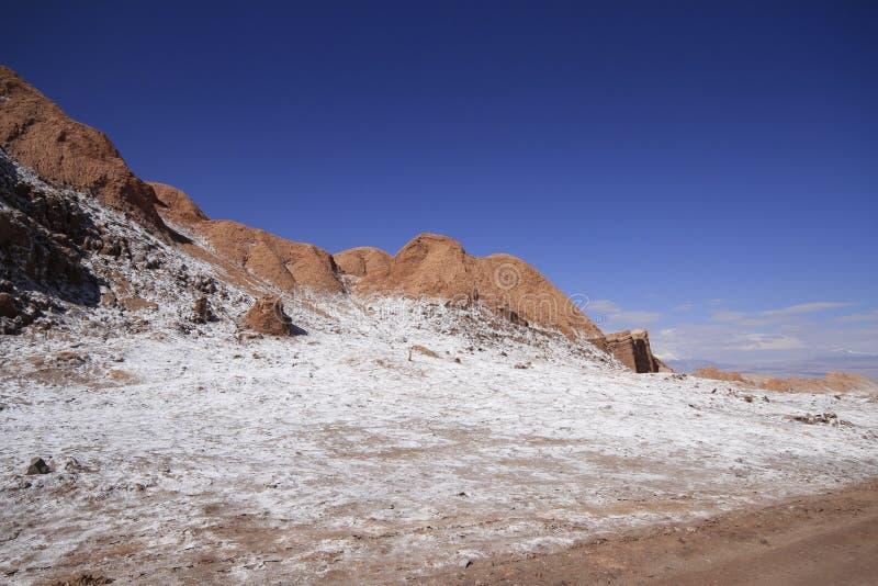 Download Valle Del Luna - Dolina Księżyc W Atacama, Chile Obraz Stock - Obraz złożonej z krater, atacama: 57671907