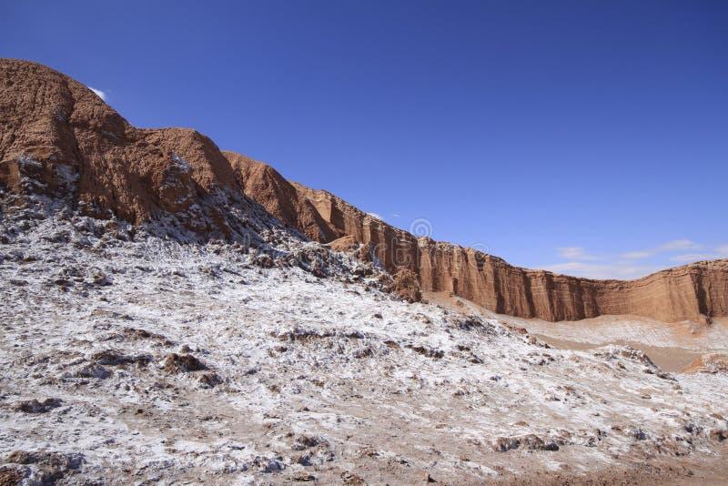 Download Valle Del Luna - Dolina Księżyc W Atacama, Chile Zdjęcie Stock - Obraz złożonej z góra, sól: 57671918
