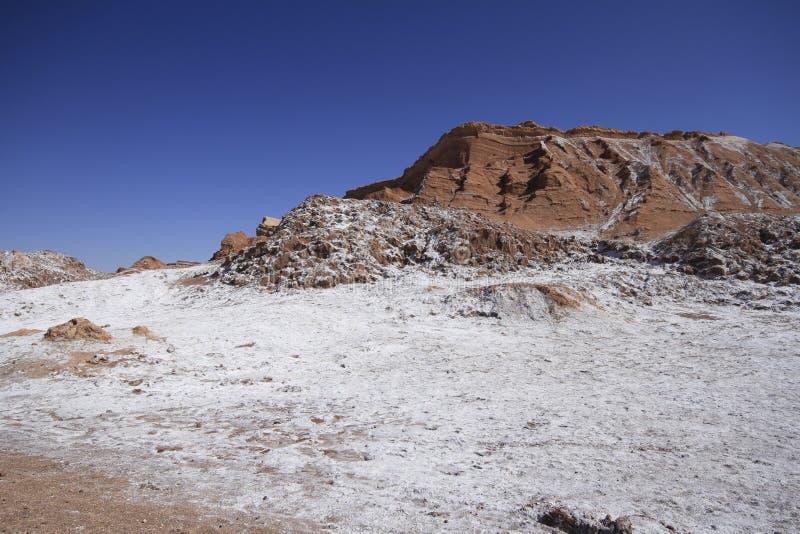 Download Valle Del Luna - Dolina Księżyc W Atacama, Chile Zdjęcie Stock - Obraz złożonej z sól, spieczony: 57671976