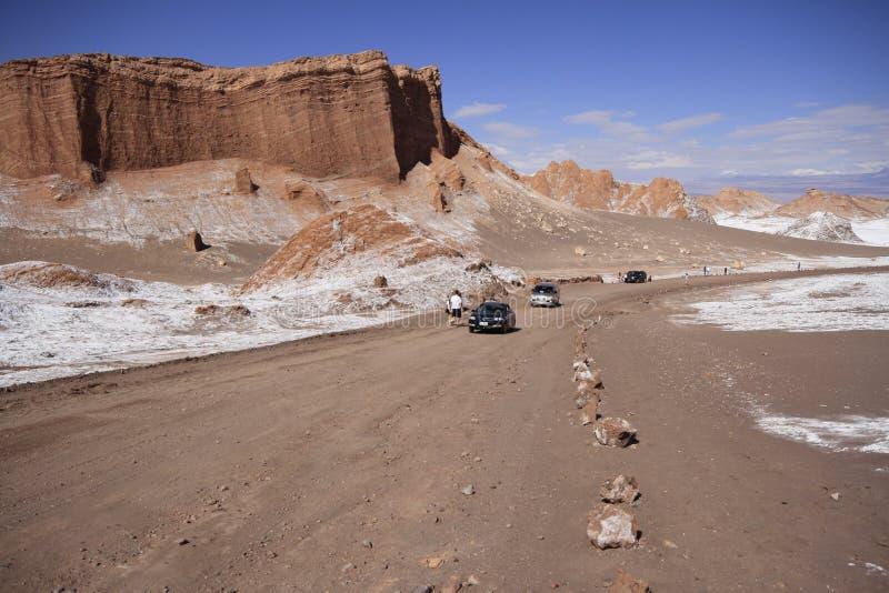 Download Valle Del Luna - Dolina Księżyc W Atacama, Chile Obraz Stock - Obraz złożonej z america, chile: 57672003