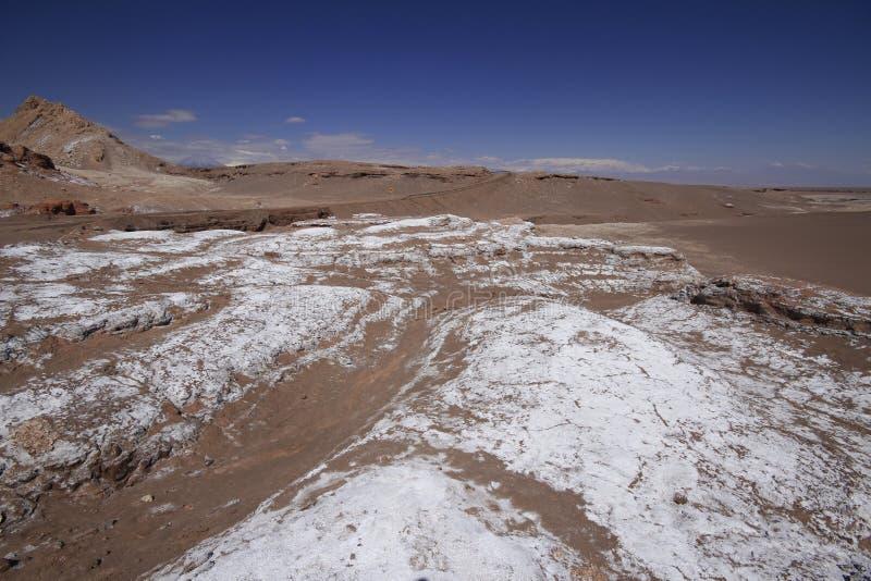Download Valle Del Luna - Dolina Księżyc W Atacama, Chile Zdjęcie Stock - Obraz złożonej z wzgórza, america: 57672008