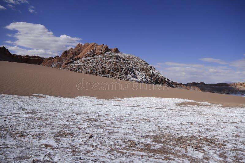 Download Valle Del Luna - Dolina Księżyc W Atacama, Chile Zdjęcie Stock - Obraz złożonej z suchy, diuny: 57672076