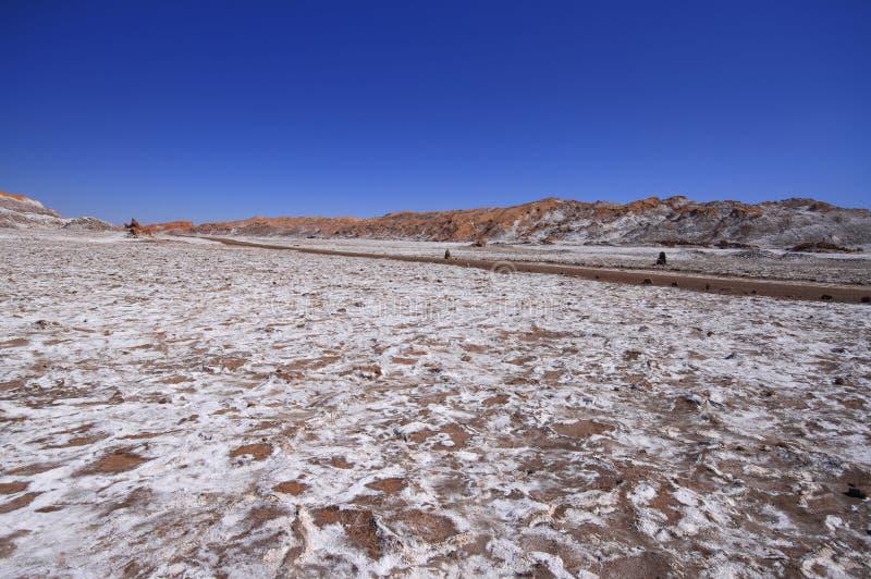 Download Valle Del Luna - Dolina Księżyc W Atacama, Chile Zdjęcie Stock - Obraz złożonej z spieczony, america: 57672108