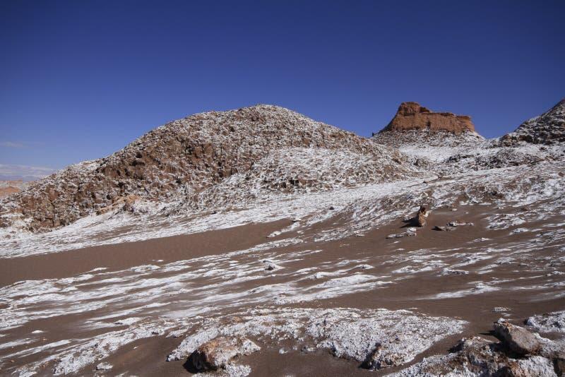 Download Valle Del Luna - Dolina Księżyc W Atacama, Chile Zdjęcie Stock - Obraz złożonej z brąz, diuna: 57672198