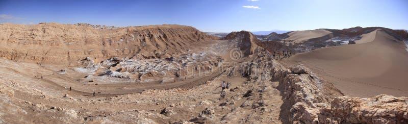 Download Valle Del Luna - Dolina Księżyc W Atacama, Chile Zdjęcie Stock - Obraz złożonej z niebo, atacama: 57672420