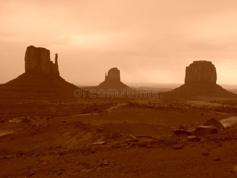 Valle del monumento foto de archivo libre de regalías