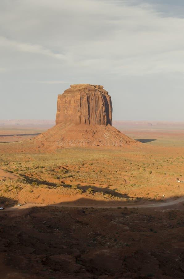 Valle del monumento nell'Utah immagine stock
